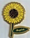 Wicklow Hospice - Lapel pin