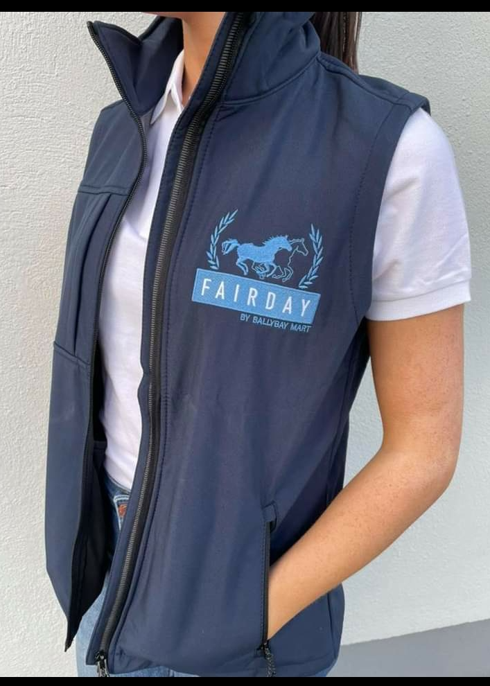 WWPC Zipped Vest Jacket