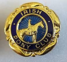 Irish Pony Club Badge