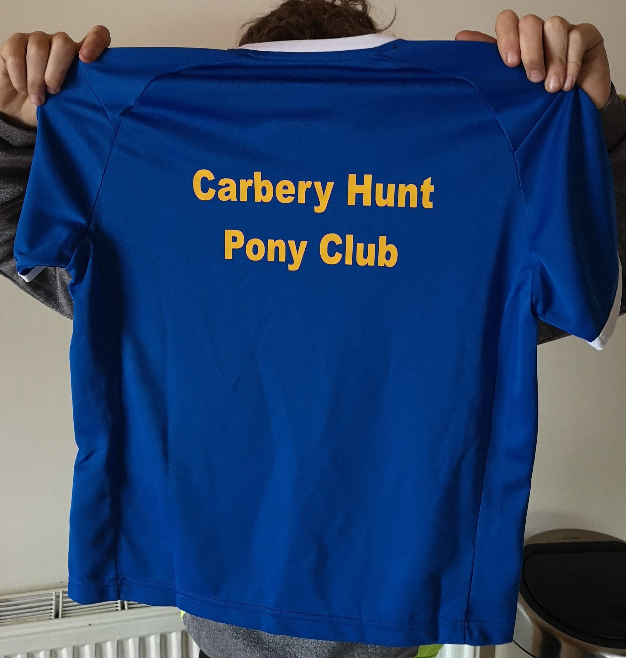 Club T Shirt - Back