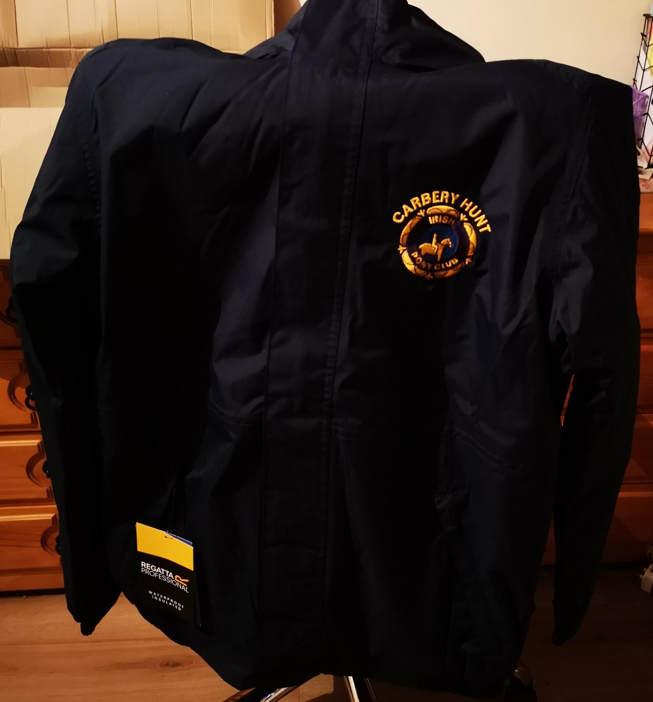 IPC Carbery Jacket - Front