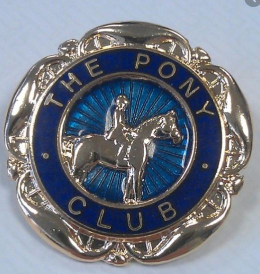 Pony Club Badge